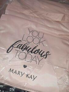 Original Mary Kay Rolltasche mit 4 Klett-Taschen zum Einzelnutzen, Haken,Neu&OVP