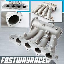 EG EK DA DC2 B16A B16B B17A1 B18C5 Aluminum Cast Intake Manifold Upgrade Bolt On