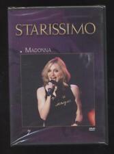 NEUF DVD STARISSIMO MADONNA  star de la pop avec interviews de son frère