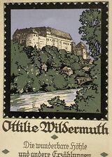 Wildermuth, Ottilie. la grotte merveilleuse et autres récits. EA 1914