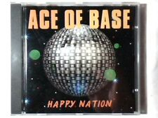 ACE OF BASE Happy nation cd GERMANY