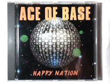 ACE OF BASE Happy nation cd GERMANY
