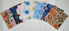Jewish Judaica Fabric Charm Pack
