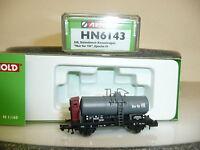 Arnold Spur N: HN 6143 Öl - Kesselwagen (Bahndienstwagen DB) - NEU + OVP