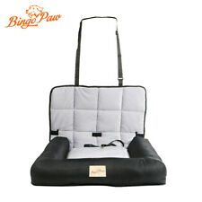 More details for bingopaw pet dog cat car seat safety puppy carrier cover travel gear booster bed