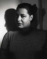 "Billie Holiday 10"" x 8"" Photograph no 2"
