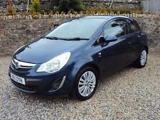 2011 VAUXHALL CORSA 1.4 SE THREE DOOR AUTOMATIC 1 PREVIOUS OWNER SUPERB DRIVE