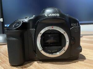 Canon EOS 1V SLR film camera