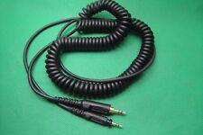 Shure HPACA1 Coiled Replacement Headphone Cord SRH440,SRH750DJ,SRH840,SRH940 2m