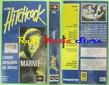 film VHS cartonata MARNIE Alfred Hitchcock 1994 SIGILLATA 4HTC10 (F80) no dvd