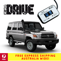 iDRIVE Sprint Throttle Controller to suit Toyota Landcruiser 76 series