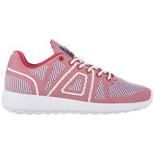 Zapatillas Asfvlt mujeres SYT007 Rojo Azul Marino Blanco detalle logotipo de Kiss Shoes Trainers