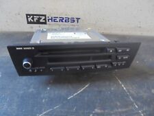 CD-speler radio BMW 1 E87 Business CD 9229241 116i 89kW N43B20A 154889