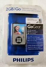 Philips GoGear SA3021 2GB Portable Mp3 Player