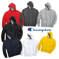 New Authentic Champion Men's Powerblend Fleece Pullover Hoodie S0889 407D55
