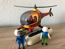 PLAYMOBIL FORET X343 Homme Pilote de l/'Helicoptère 3220