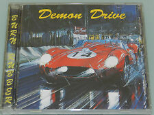 Demon Drive - Burn Rubber - '95 OOP cd MINT Casanova Bonfire