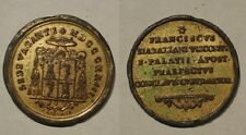 Vaticano medaglia sede vacante 1823 francesco marazzani Visconti