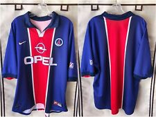 PSG 1998/99 Home Soccer Jersey 2XL Nike Ligue 1