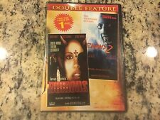 DEMONS + DEMONS 2 RARE NEW SEALED DVD JESUS JESS FRANCO, LAMBERTO BAVA HORROR!