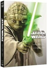 STAR WARS TRILOGIA EPISODIOS I II III 1 2 3 [DVD] NUEVO ( SIN ABRIR )