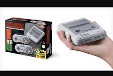 Super Nintendo SNES Mini Console - Pre Order Confirmed