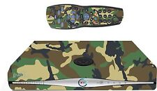 Army Sticker/Skin SKY HD BOX & Remote controller sk8