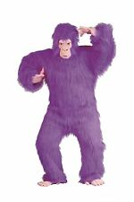 Purple Gorilla KING KONG Full Suit Costume-Halloween