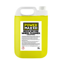 5L Non Acidic Alloy Wheel Cleaner 5 Litres Concentrate - Power Maxed AWC5000