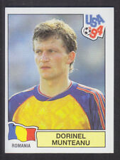 Panini - USA 94 World Cup - # 83 Dorinel Munteanu - Romania (Black Back)