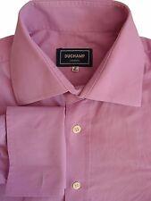 DUCHAMP LONDON Shirt Mens 14.5 S Pink
