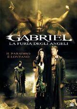 DvD GABRIEL LA FURIA DEGLI ANGELI   ......NUOVO