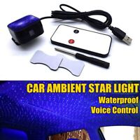 USB Projector RGB LED Strip Light with Remote Control Potable for  NE