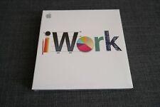 Genuine Apple iWork 09 Mac DVD (MB942Z/A) - Unopened, brand new