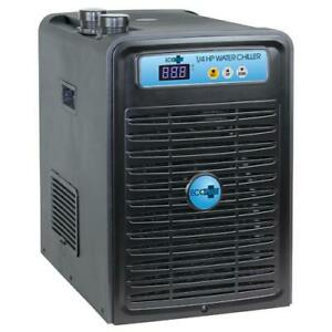 EcoPlus 1/4  HP Chiller Water Cooler for Aquariums, Hydroponics, Reservoirs