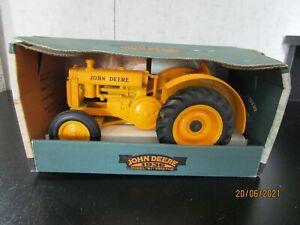 """ERTL, 1/16 Scale, 5730DO, John Deere 1936 Model """"BI"""" Tractor, Mint in OB"""