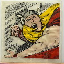 MIGHTY THOR INFLATABLE PILLOW 1968 Mass Art Marvelmania RARE!
