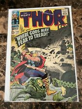 THE MIGHTY THOR #132 - 1st APPEARANCE EGO