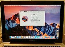 "AWESOME Apple 13"" MacBook Pro i7 2.7GHz 16GB 750GB SSD + 750GB HDD New Battery!"