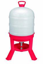 Little Giant DOMEWTR10 Plastic 10 Gallon Dome Poultry Waterer