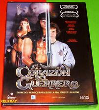 EL CORAZON DEL GUERRERO / The Heart of the Warrior -DVD R2- Precintada