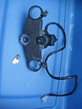 Honda CBR 600 600R 600RR CBR600 RR F3 Upper Triple Tree Key Lock Ignition 95-98