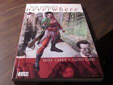 Neil Gaiman's Neverwhere Dc Vertigo $20 Graphic Novel Tpb Comic Book