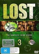 LOST : SEASON 3 : NEW DVD