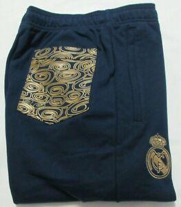 Adidas Real Madrid Football/Soccer Men's Sweatpants Size M