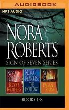 Sign of Seven Series: Books 1-3: Blood Brothers, the Hollow, the Pagan Stone (MP