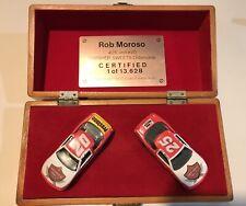 1:64 RCCA ROB MOROSO SWISHER SWEETS WOOD BOX SET and Card