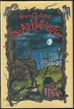 On All Hallows' Eve by Grace Chetwin (1984) Hardcover/DJ 1ST ~HALLOWEEN~FANTASY~