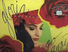 GLORIA ESTEFAN-EPIC RECORDS GO AWAY MEGA MIX SEALED LP MINT !