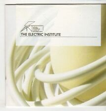 (GS608) The Electric Institute, 5 track sampler - 2005 unopened DJ CD